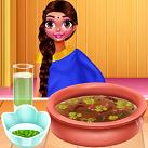 Vào bếp cùng Anandi
