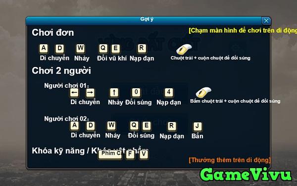 game Vùng đất chết hình ảnh 1