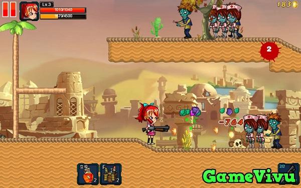 game Vùng đất chết hình ảnh 2