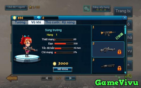 game Vùng đất chết hình ảnh 3