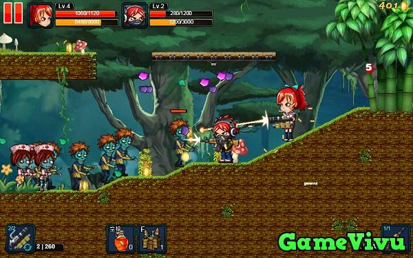 game Vùng đất chết hình ảnh 4