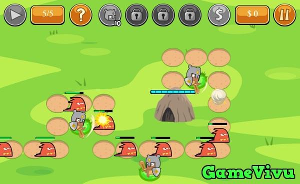 game Bảo vệ căn cứ hình ảnh 1