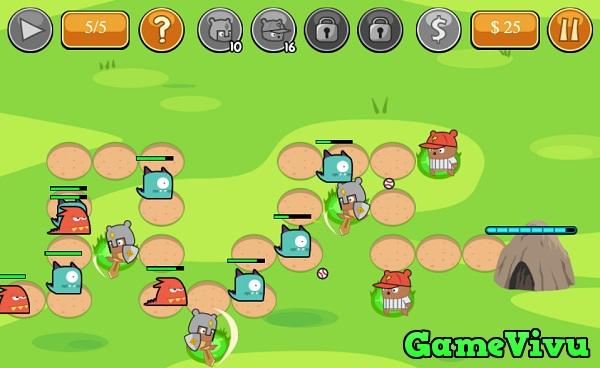 game Bảo vệ căn cứ hình ảnh 2