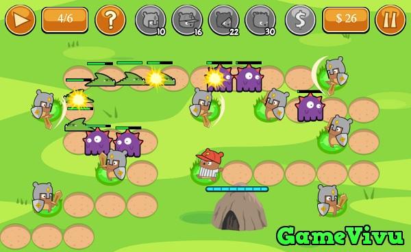 game Bảo vệ căn cứ hình ảnh 3