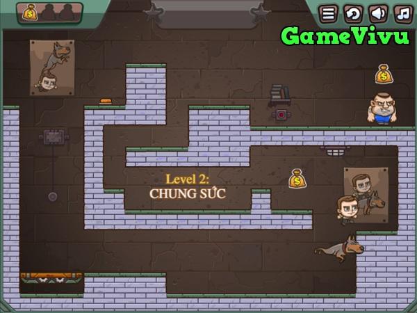 game Cặp đôi siêu trộm online 3 hình ảnh 2