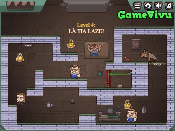 game Cặp đôi siêu trộm online 3 hình ảnh 3
