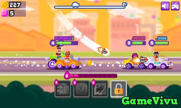 game Cuộc đua đường phố 4 hình ảnh 2