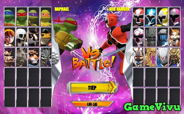game Đấu trường siêu anh hùng 2 hình ảnh 1