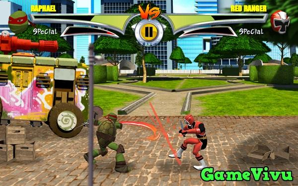 game Đấu trường siêu anh hùng 2 hình ảnh 3