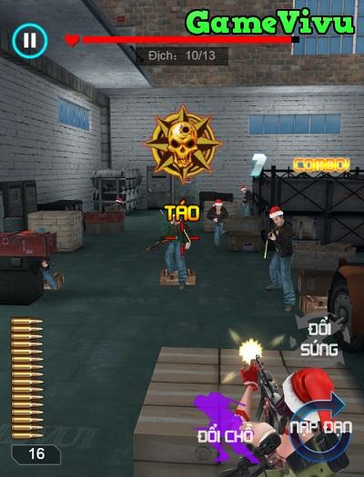 game Đột kích mobile hình ảnh 1