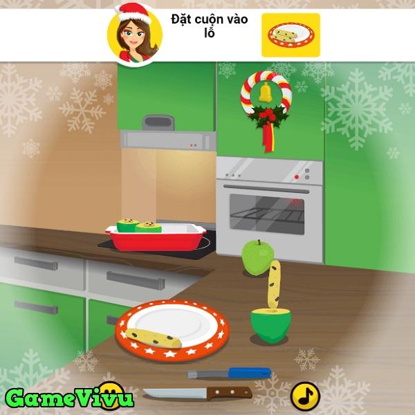 game Làm bánh táo nướng hình ảnh 2