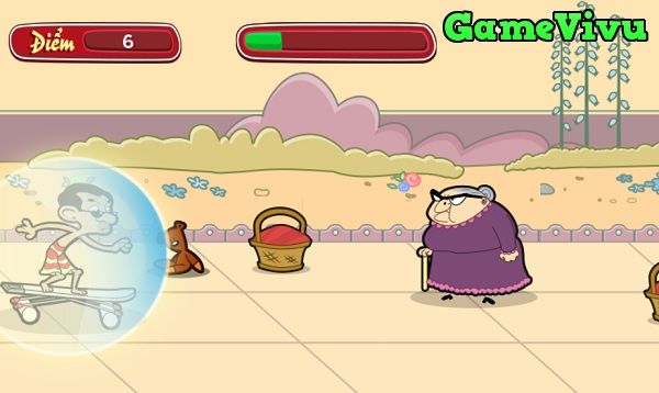 game Mr Bean truot van hinh anh 3