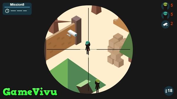 game Người que minecraft bắn tỉa hình ảnh 3