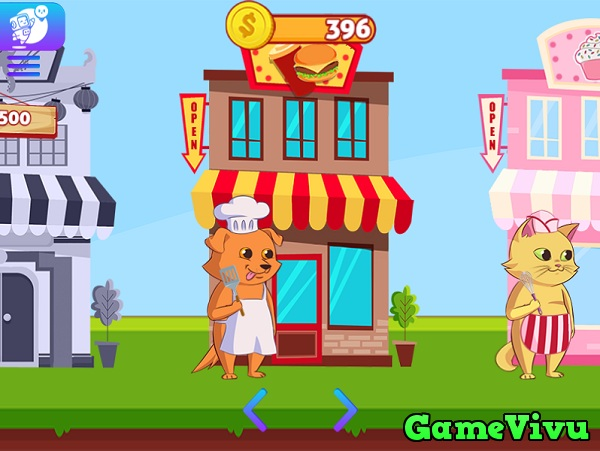 game Nhà hàng thú cưng hình ảnh 2