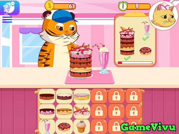game Nhà hàng thú cưng hình ảnh 3