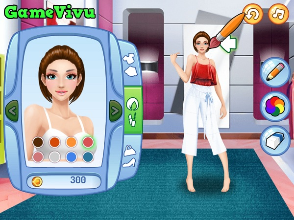 game Nhà thiết kế thời trang hình ảnh 2