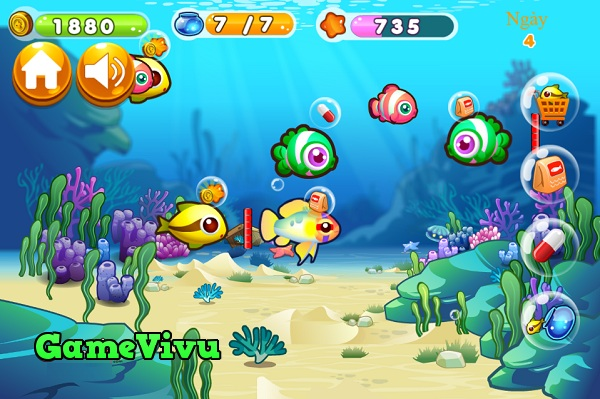game Nuôi cá hình ảnh 1