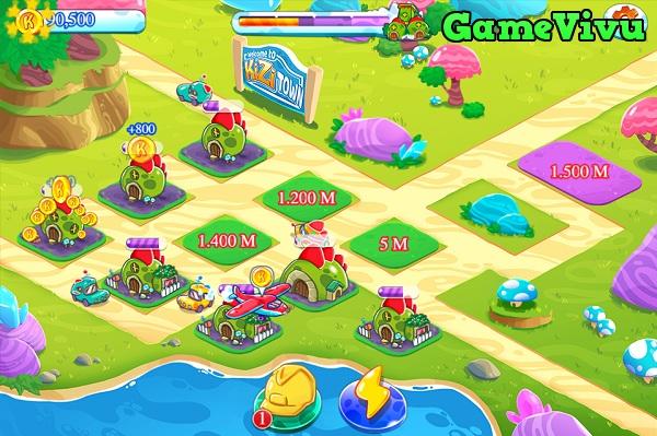 game Thị trấn Kizi town
