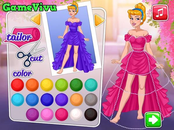 game Thiết kế váy dạ hội hình ảnh 1