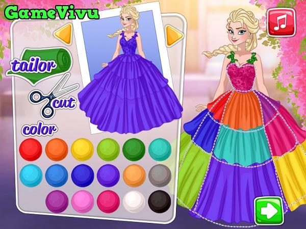 game Thiết kế váy dạ hội hình ảnh 2