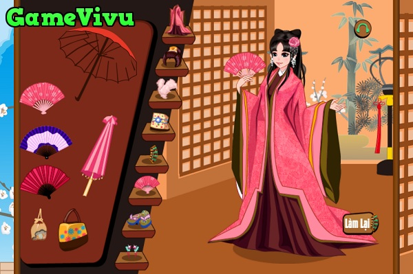 game Thoi trang Kimono Nhat Ban hinh anh 3