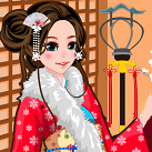 Thời trang Kimono Nhật Bản