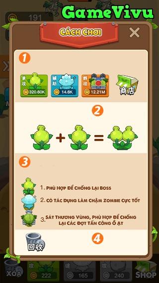 game Trồng cây bắn ma 3 hình ảnh 1