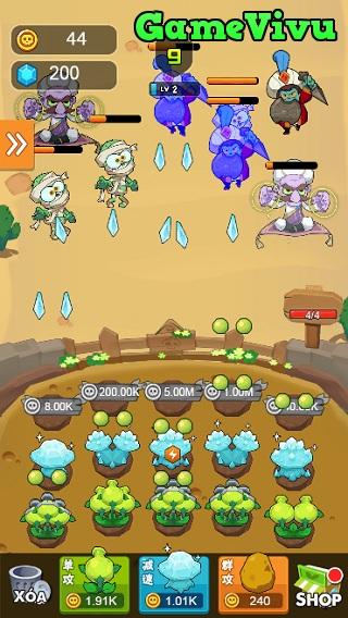 game Trồng cây bắn ma 3 hình ảnh 3