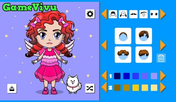 game Vẽ Chibi online hình ảnh 1