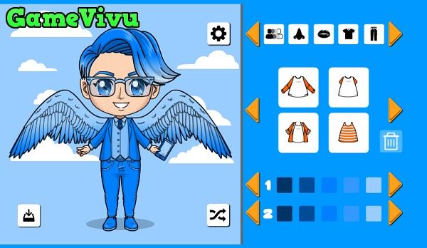 game Vẽ Chibi online hình ảnh 2