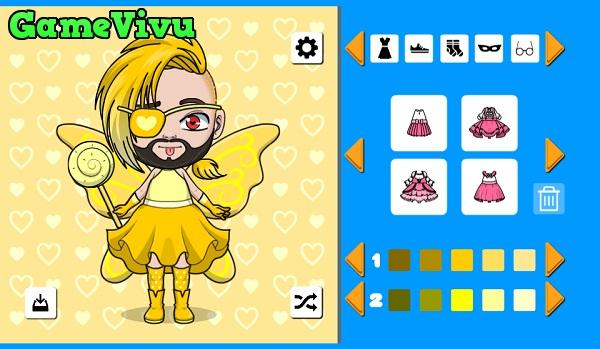 game Vẽ Chibi online hình ảnh 3