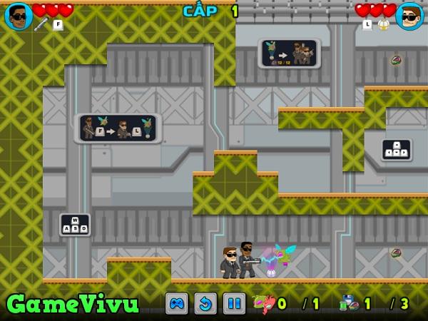 game Biệt đội diệt alien hình ảnh 2