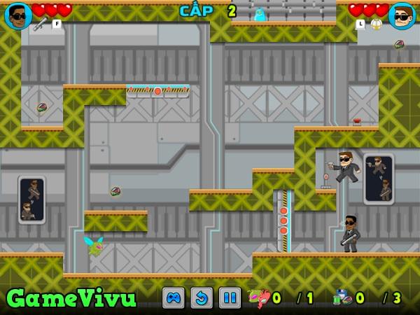 game Biệt đội diệt alien hình ảnh 3