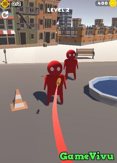 game Bullet Man 3D hình ảnh 1
