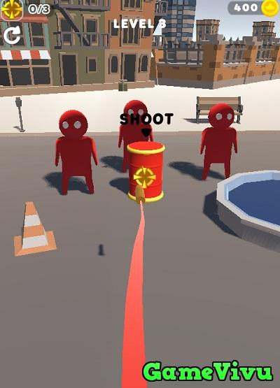 game Bullet Man 3D hình ảnh 3