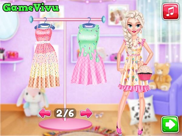 game Công chúa làm kem hình ảnh 1
