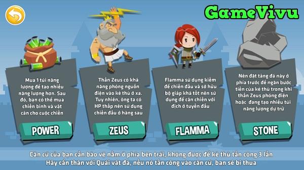 game Cuộc chiến của các vị thần hình ảnh 1