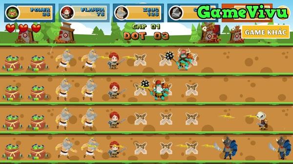 game Cuộc chiến của các vị thần hình ảnh 2