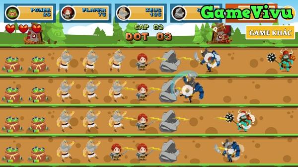 game Cuộc chiến của các vị thần hình ảnh 3