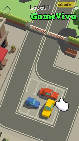 game Đỗ xe ở siêu thị hình ảnh 1