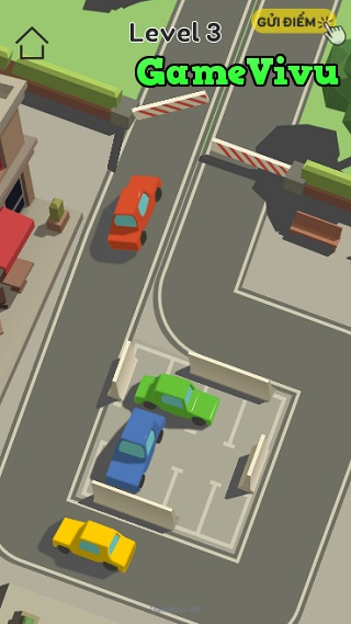 game Đỗ xe ở siêu thị hình ảnh 2