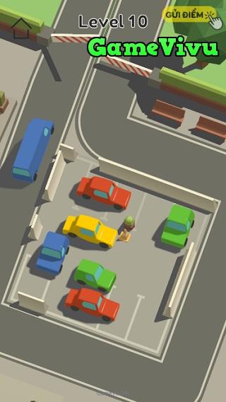 game Đỗ xe ở siêu thị hình ảnh 3
