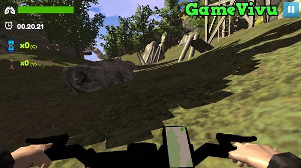 game Đua xe đạp đổ đèo hình ảnh 1