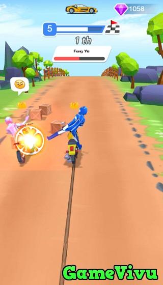 game Đua xe moto đánh nhau hình ảnh 1