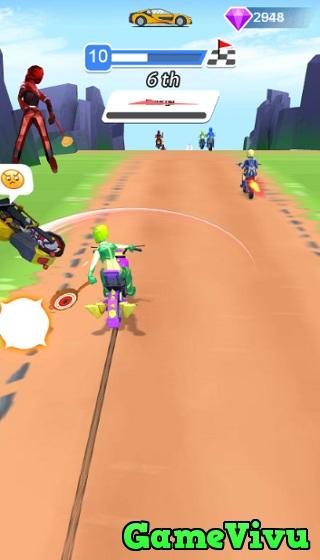 game Đua xe moto đánh nhau hình ảnh 3