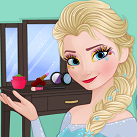 Elsa trang điểm 3