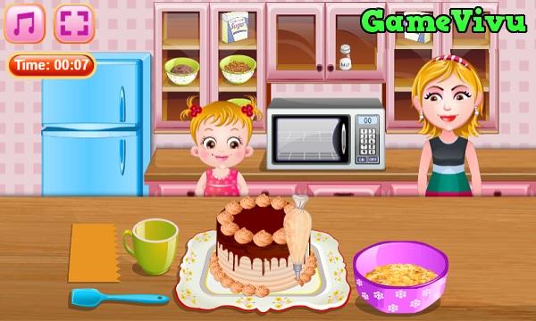 game Làm bánh socola Đức hình ảnh 3