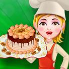 Làm bánh socola Đức
