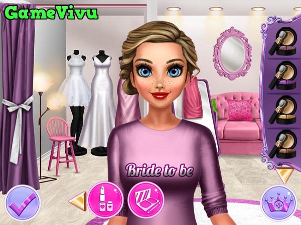 game Làm đẹp cô dâu hình ảnh 1