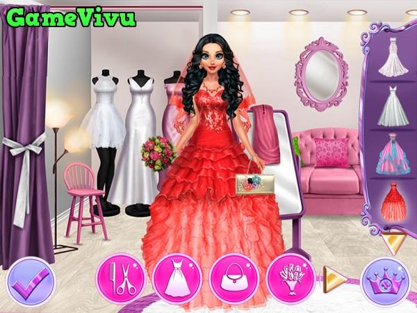 game Làm đẹp cô dâu hình ảnh 2